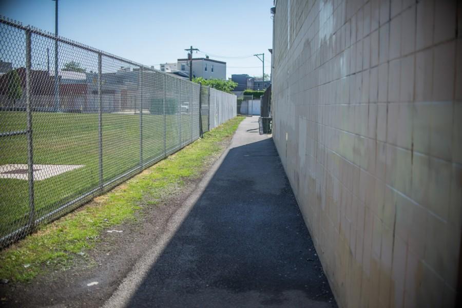 Berks Walkway. (Photo by Joshua Albert)