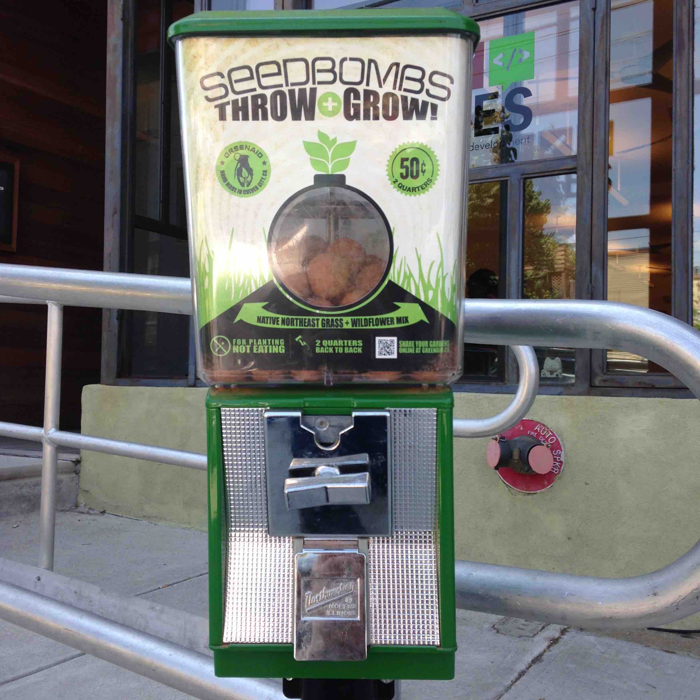 YIKES Seedbomb Machine