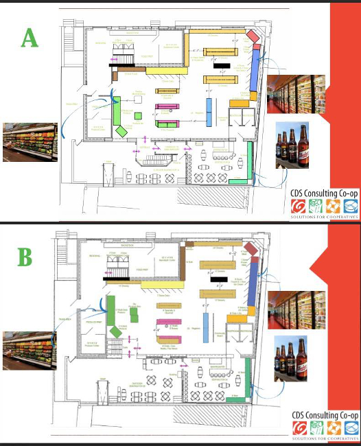 Floor Plans Released For Future Kcfc Food Market Spirit