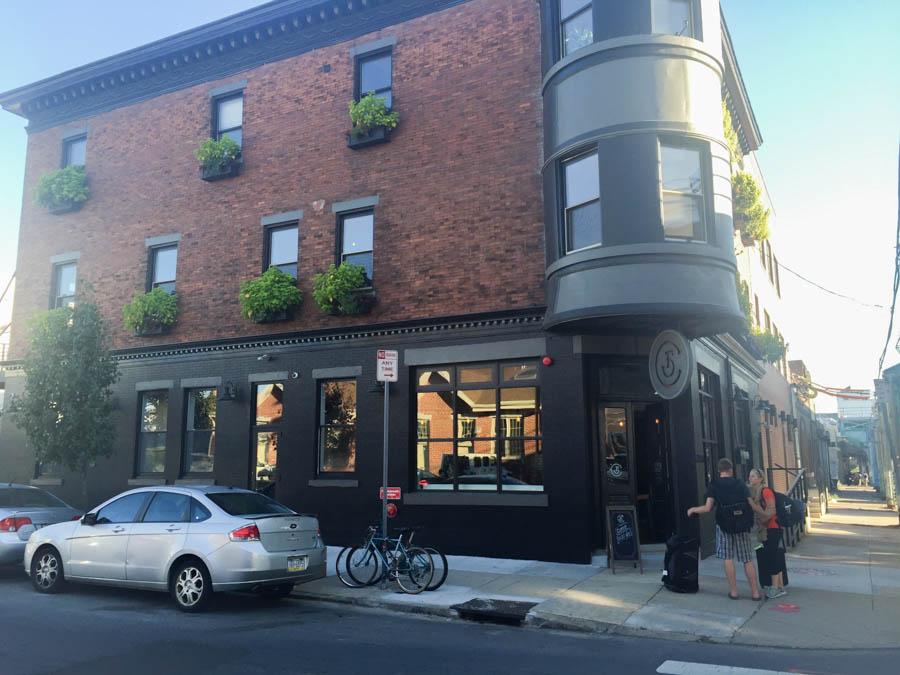Front Street Cafe in Fishtown Philadelphia