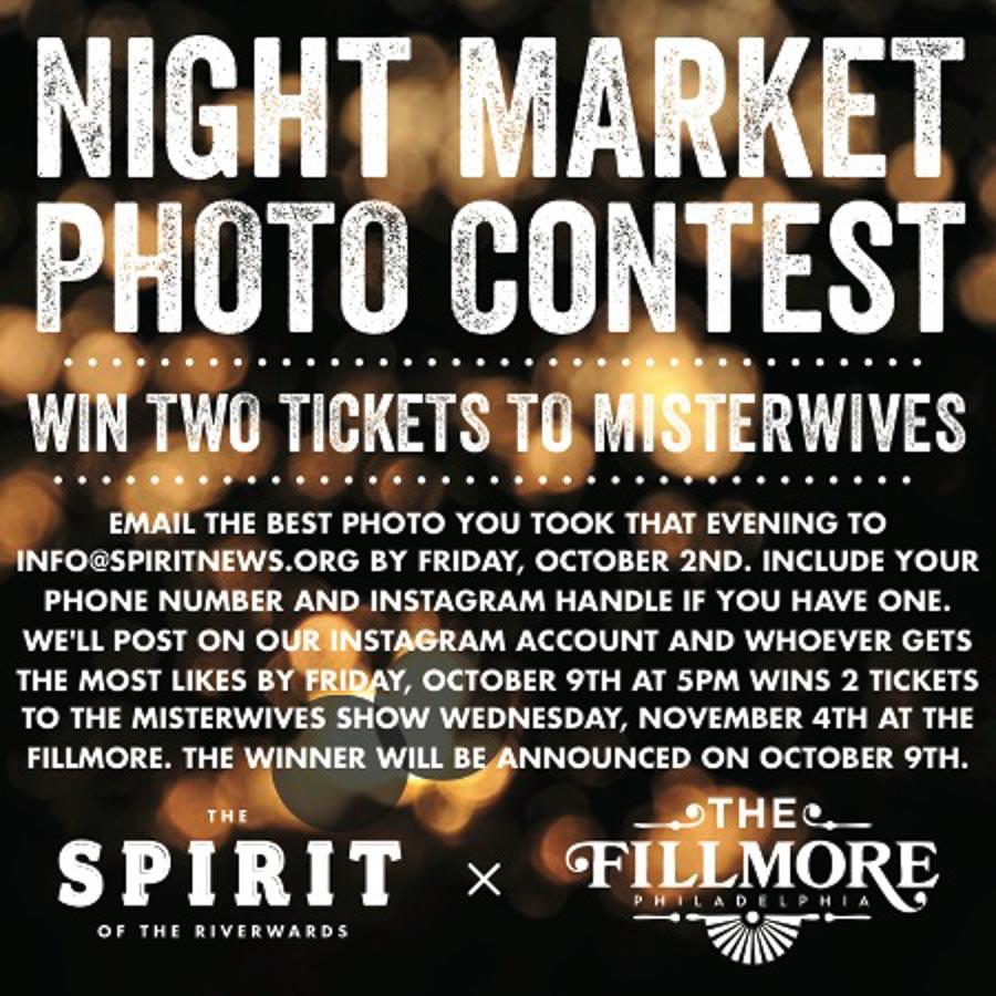 The Spirit Presents: Night Market Photo Contest – Spirit