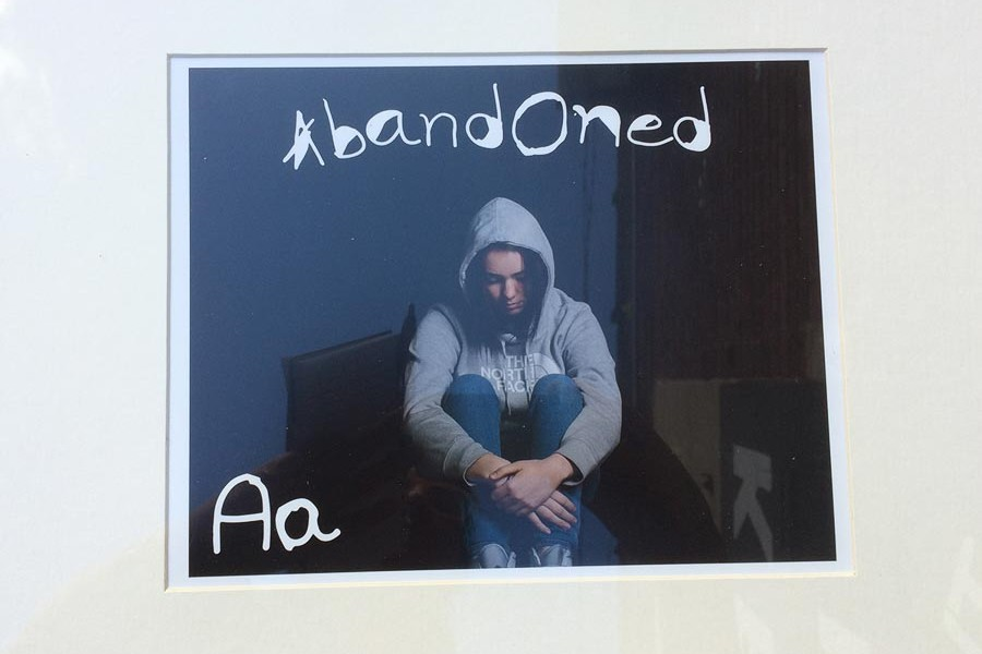 a for abandoned