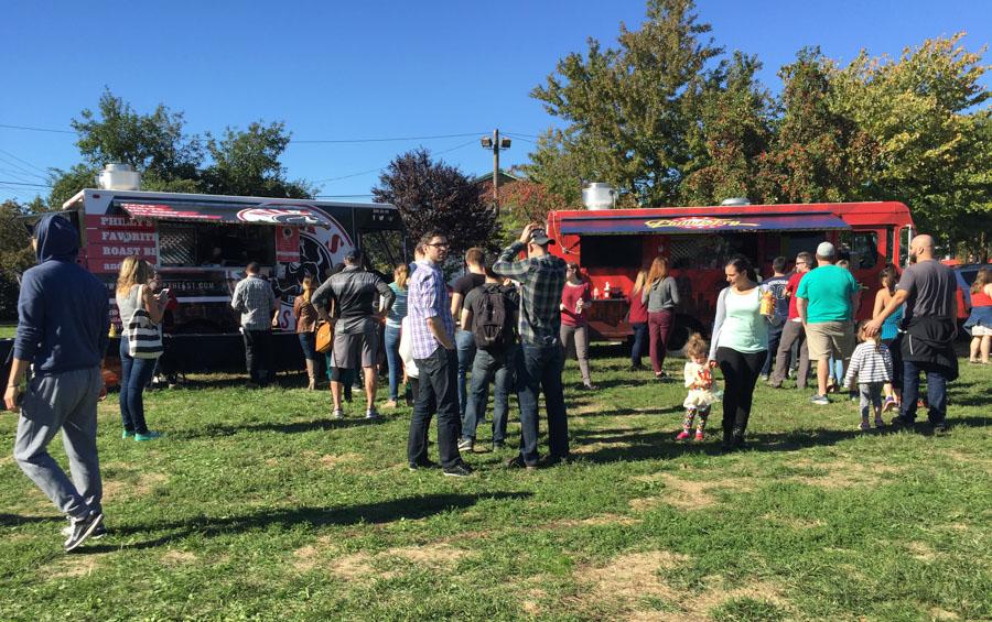 rivercity festival food trucks