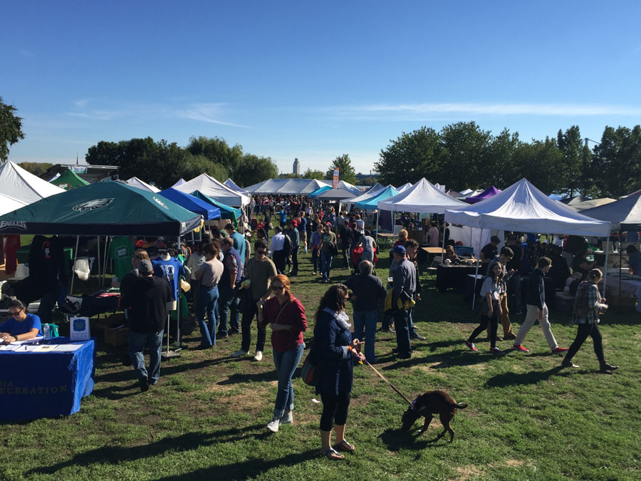 rivercity festival tents