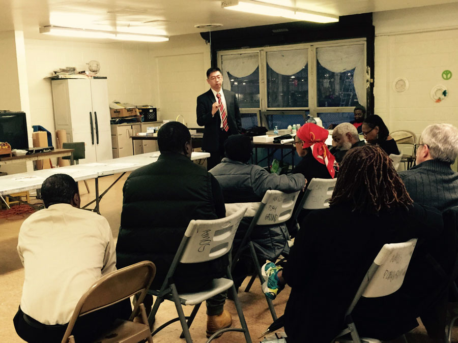 32rd Ward RCO meeting