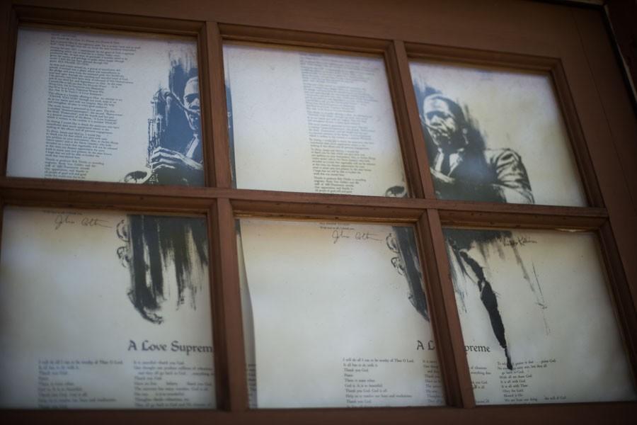 John Coltrane House