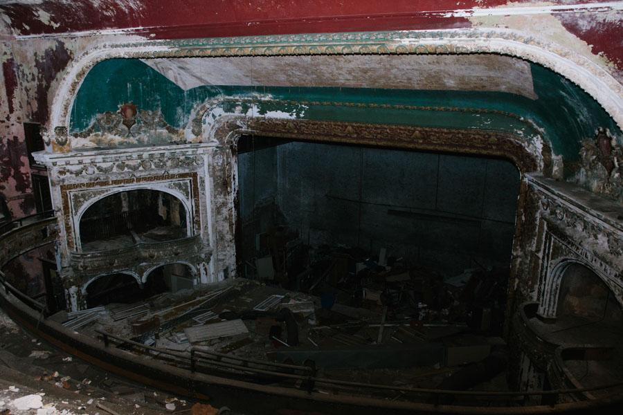 Girard Theater/Patrick Clark