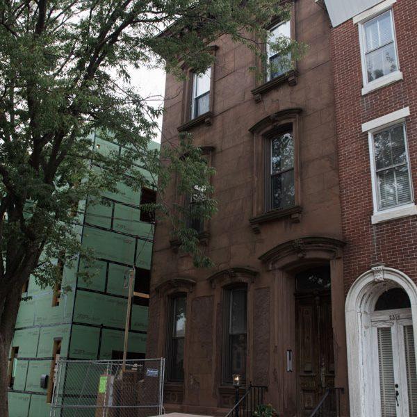 Arbor House at 2318 East York Street in Fishtown./Patrick Clark