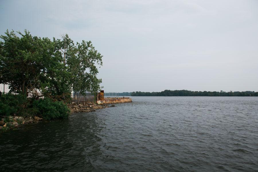 Delaware River./Patrick Clark