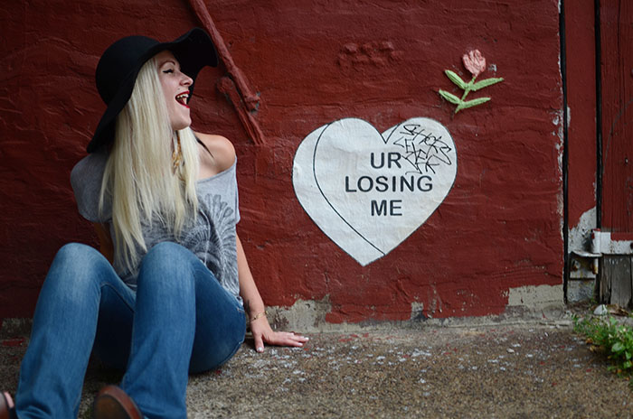 UR LOSING ME/Megan Matuzak