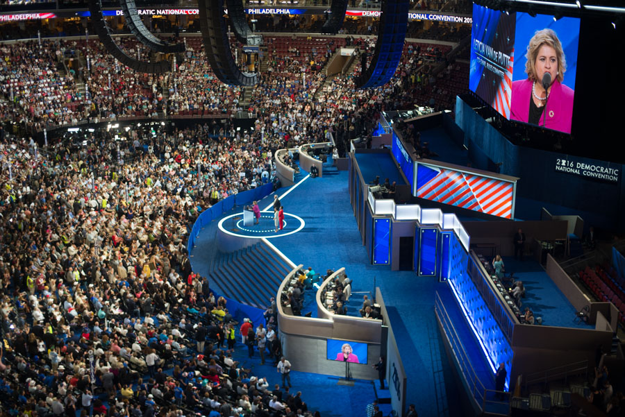 Inside the DNC/Max Pulcini