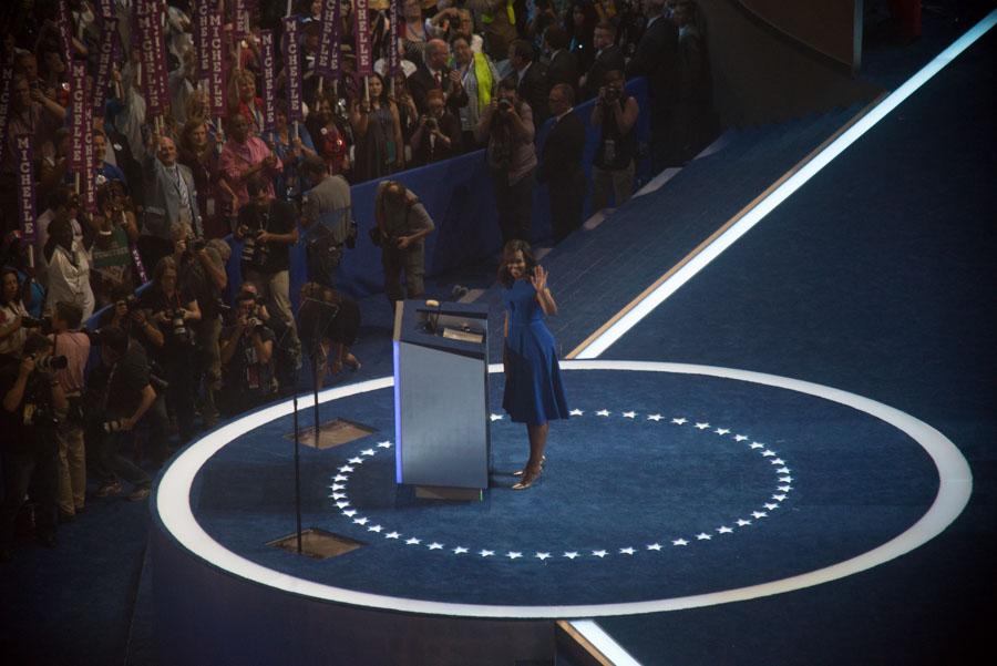 Michelle Obama/Max Pulcini