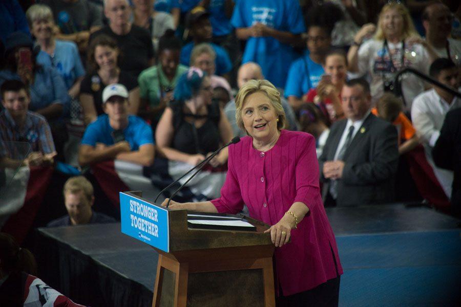 Hillary Clinton/Jordyn Cordner