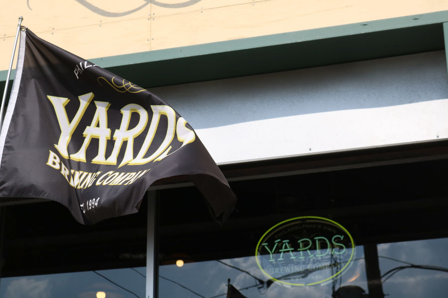 Yards Brewing Company/Kaitlyn Moore