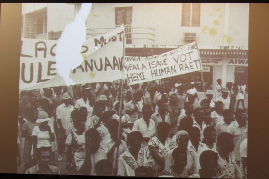 South Pacific Black Power Movement
