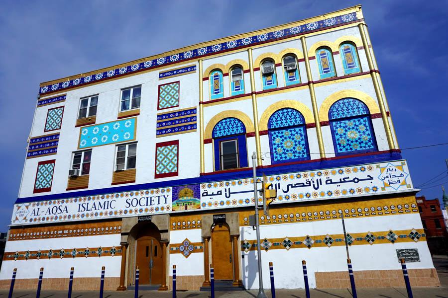 Philadelphia's Al-Aqsa Islamic Society in Kensington