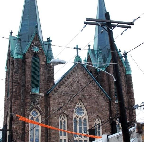 St. Laurentius' towers