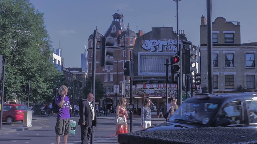 Shoreditch London