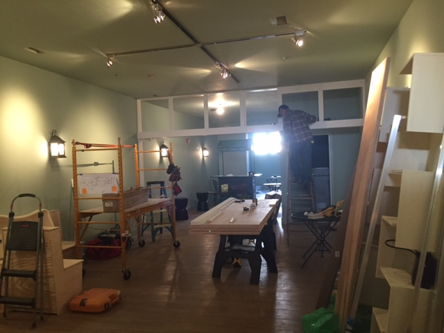 Le Cat Cafe, a new cat cafe in Brewerytown on West Girard Avenue
