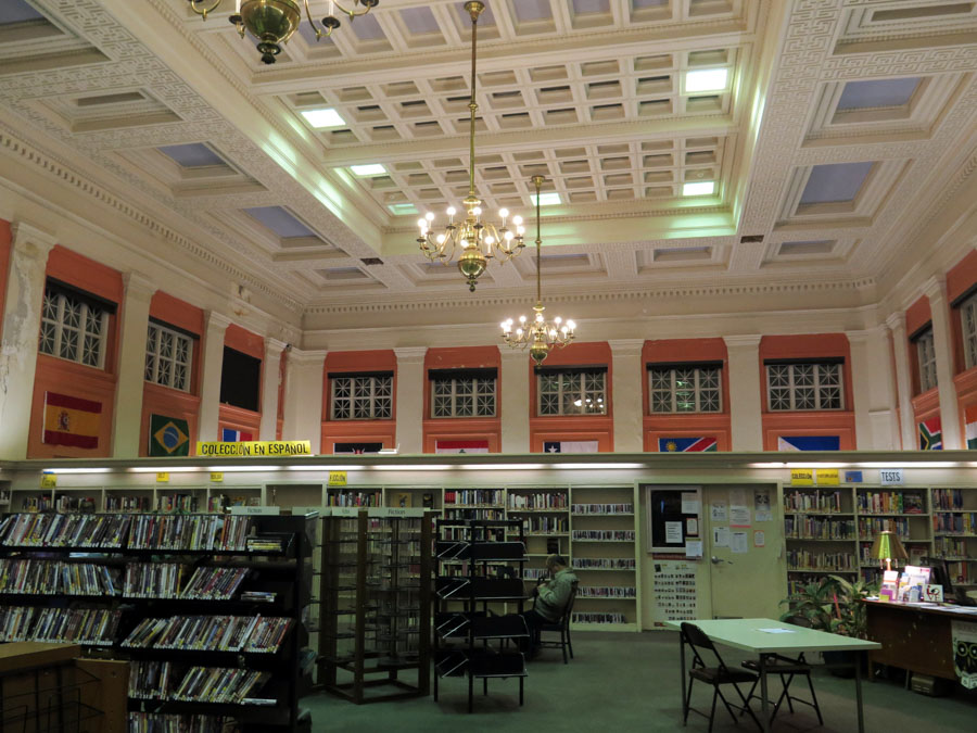 Library, Free Library, Marrero Branch