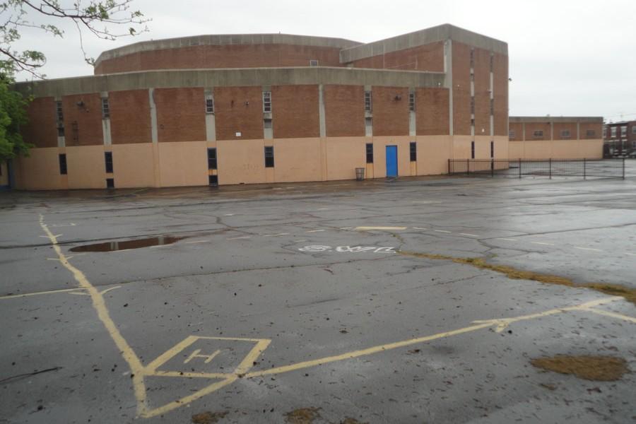 Horatio B. Hackett Elementary Schoolyard Now