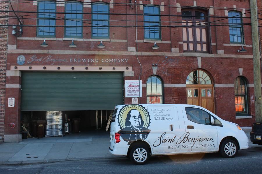 St. Benjamin's Brewery