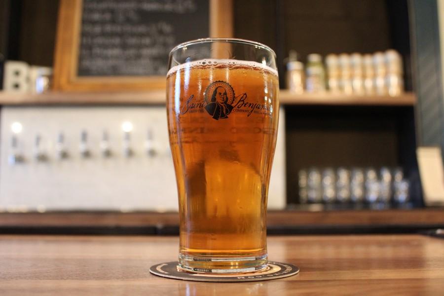 Kumpelbier - St. Benjamin's Beer