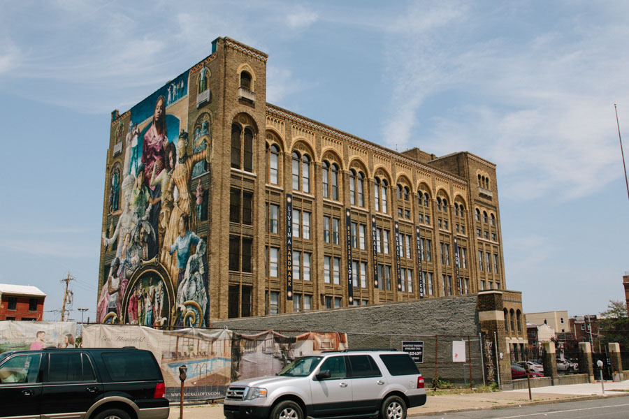 Development News In Penn S Garden Mural Lofts