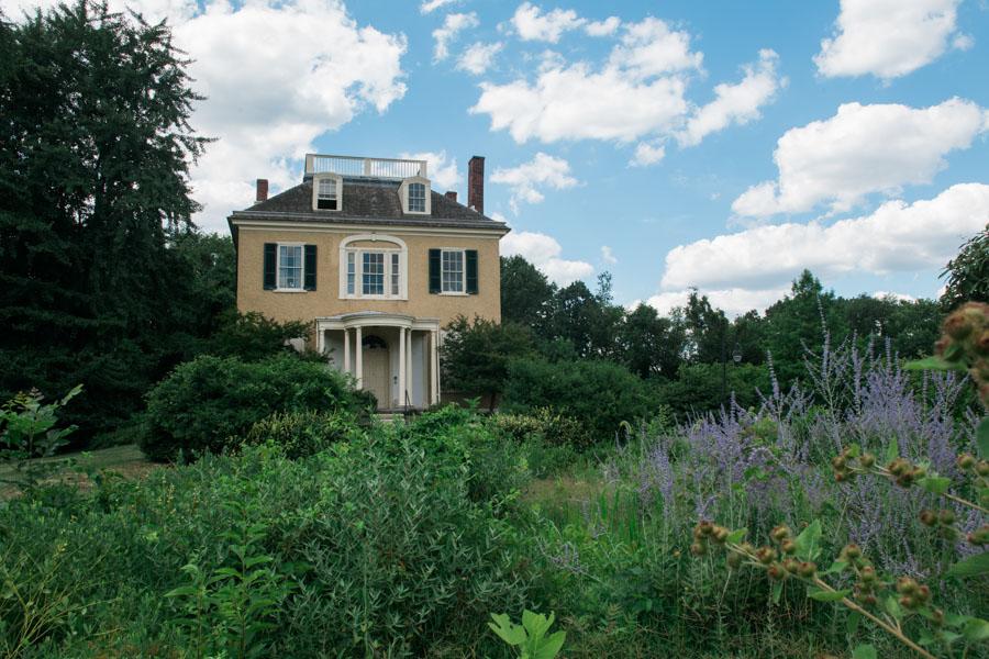 Mt Pleasant Mansion/Patrick Clark