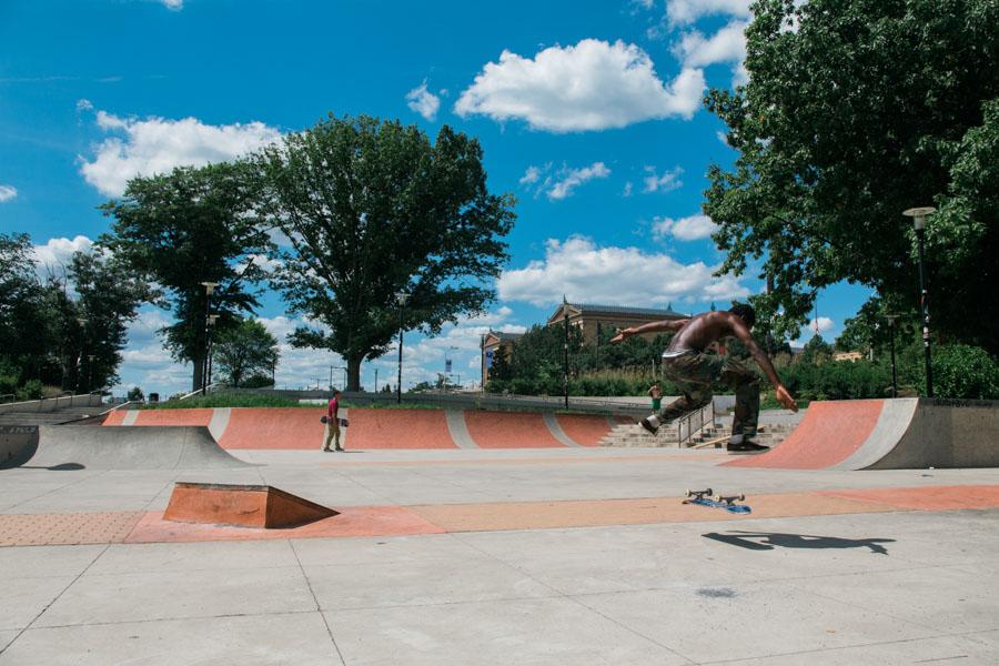 Paines Park/Patrick Clark
