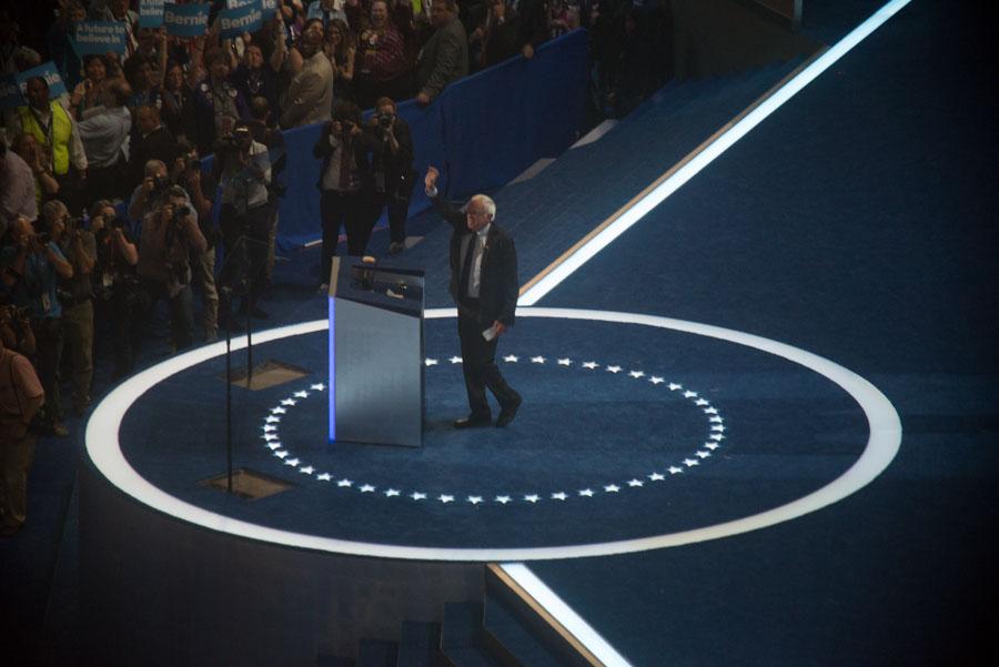 Bernie Sanders/Max Pulcini