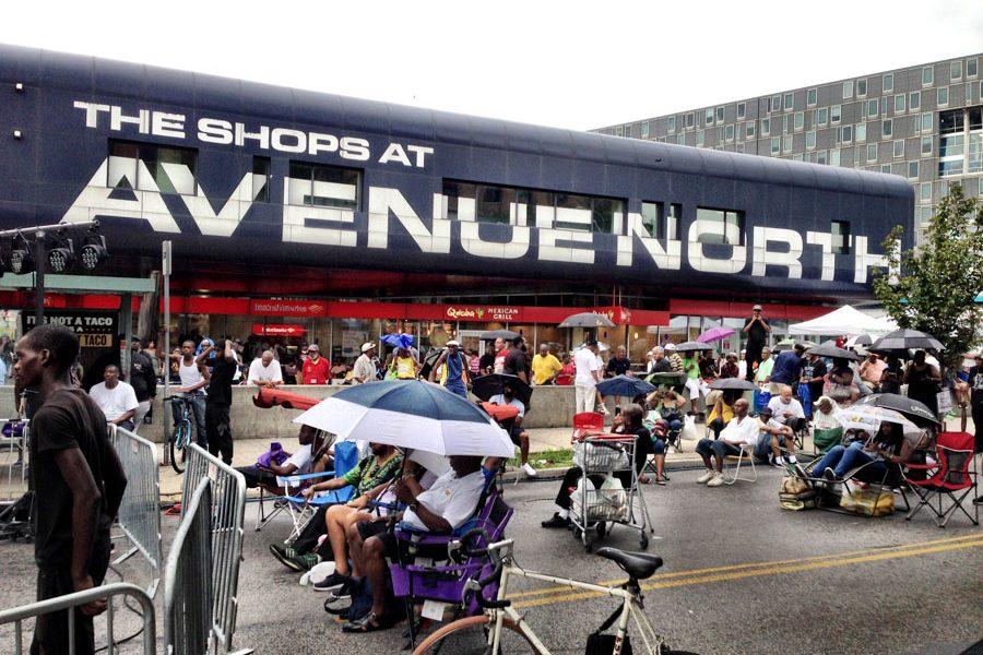 Avenue North/Michael Klusek
