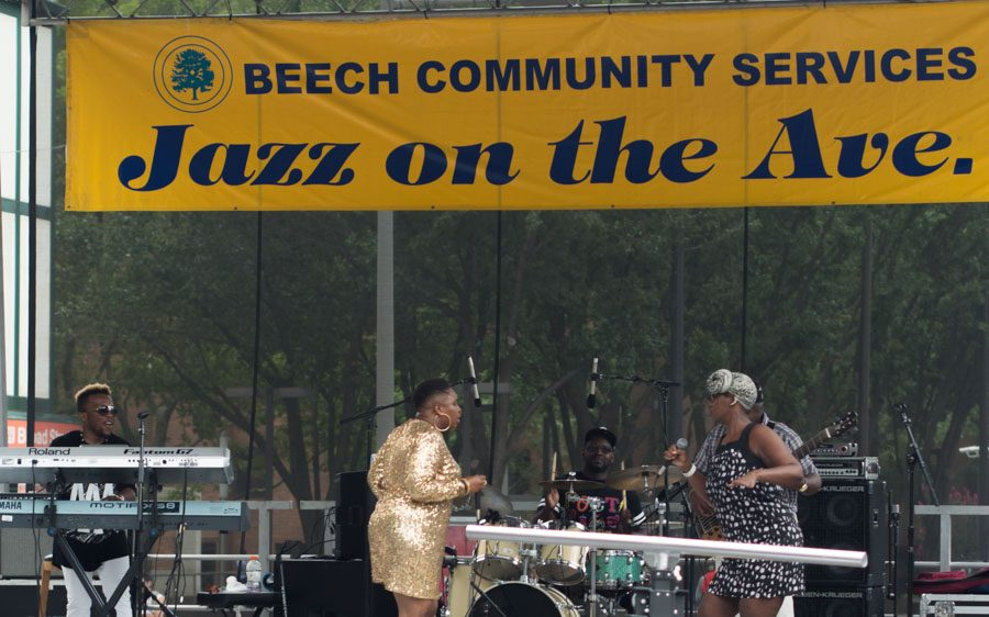 Jazz on the Ave/Michael Klusek