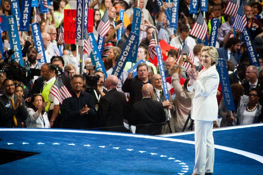 Hillary Clinton/Walter Albasi