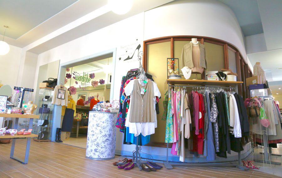 Instead Wardrobe Boutique./Amy Strauss