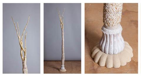 Linda Brenner, Christmas Tree #1: Levi's Pole