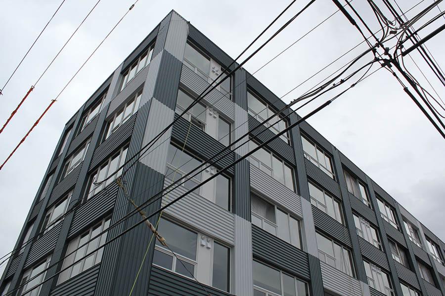 Orinoka Civic House