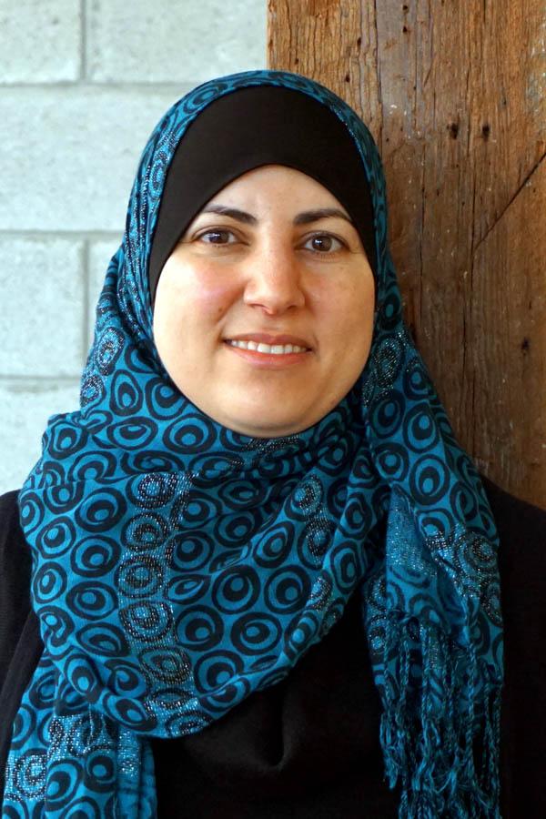 Adab Ibrahim, Community Liaison and lifelong Philadelphia resident